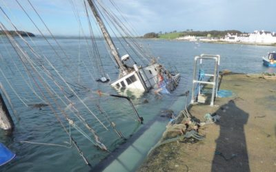 Oil Spill Response – Regina Caelis