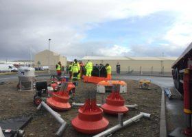 Spill Response Training – Shetland Islands