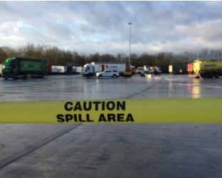 Sulphuric Acid Spill Case Study