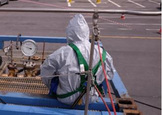 Titanium Tetrachloride Case Study